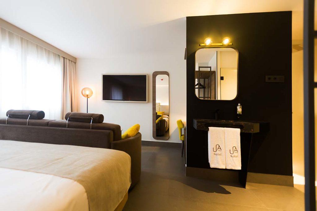 hotel tres cantos galeria habitaciones 11