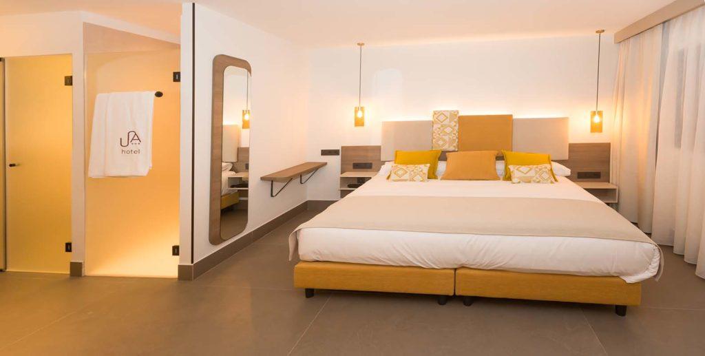 hotel tres cantos galeria habitaciones 17
