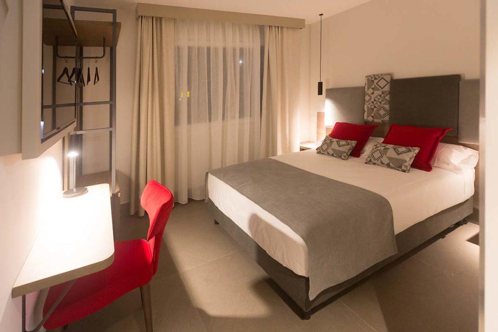 hotel tres cantos galeria habitaciones 27