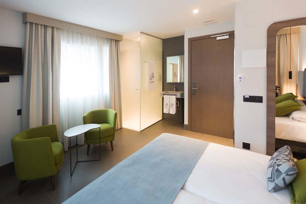 hotel tres cantos galeria habitaciones 30