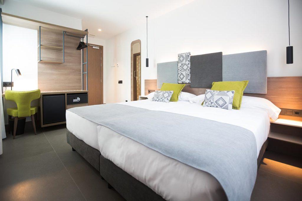 hotel tres cantos galeria habitaciones 34