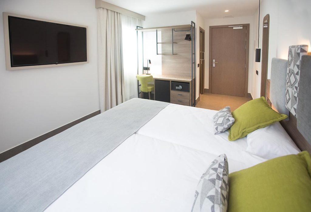 hotel tres cantos galeria habitaciones 35