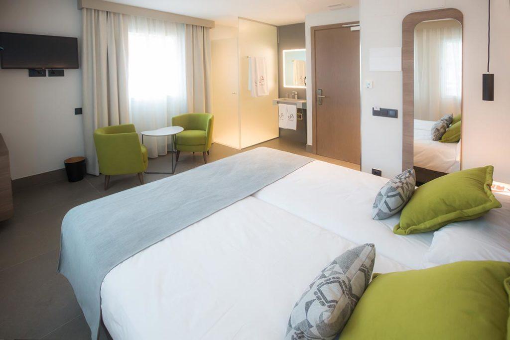 hotel tres cantos galeria habitaciones 36