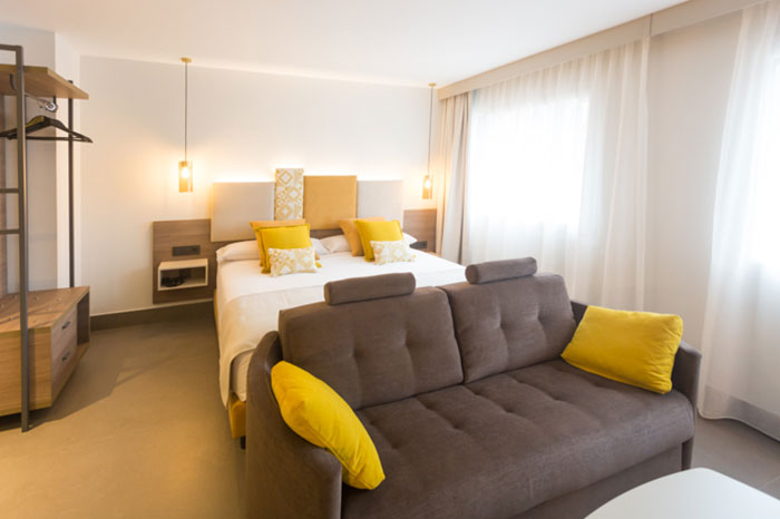 hotel tres cantos urbana cama plus