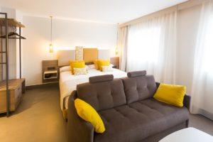 hotel tres cantos urbana habitacion plus 1