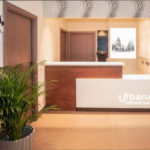 hotel tres cantos urbana recepcion 1